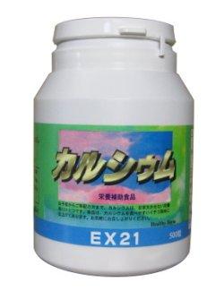 画像1: 協和薬品 EX21 カルシウム(500粒)